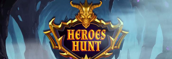 heroes hunt megaways slot relax