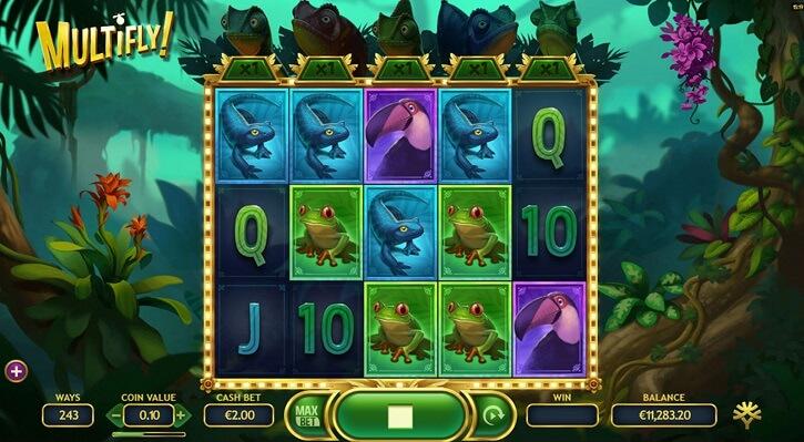 multifly slot screen