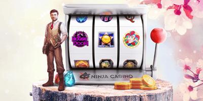 ninja kasiino martsi turniir