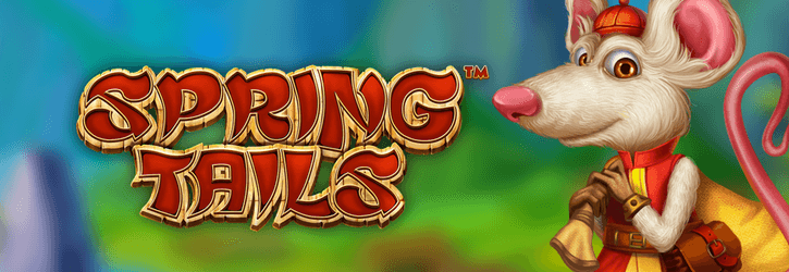spring tails slot betsoft