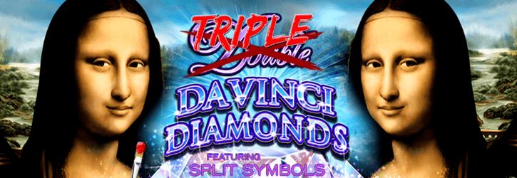 double triple davinci diamonds slot high5games