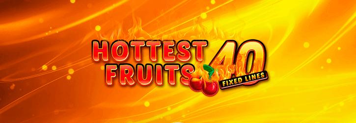 hottest fruits 40 slot amatic