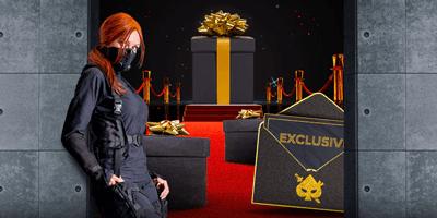 ninja kasiino exclusive boonused