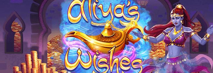aliyas wishes slot microgaming