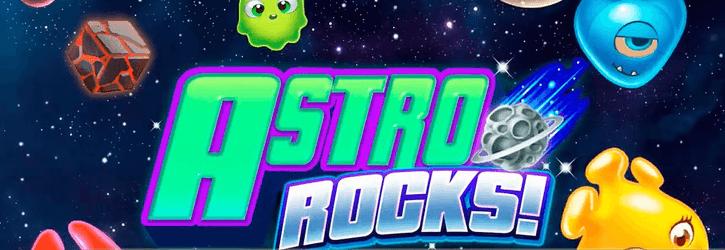 astro rocks slot microgaming