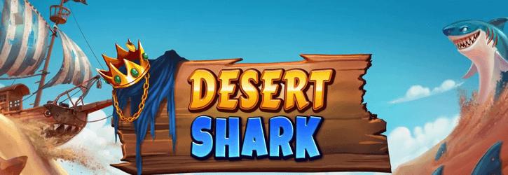 desert shark slot relax