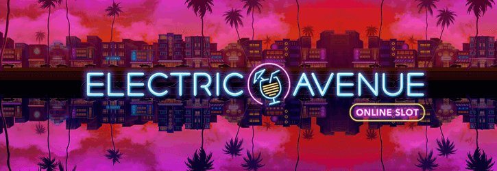 electric avenue slot microgaming