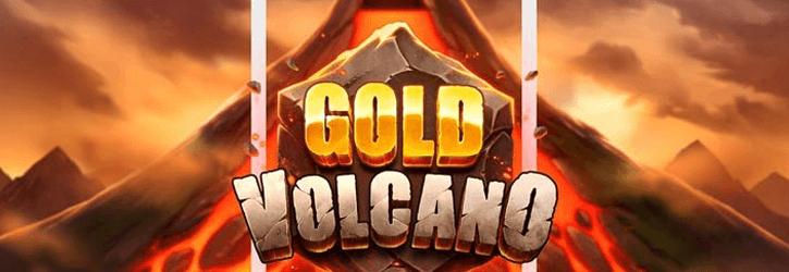 gold volcano slot playngo