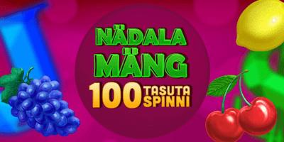 grandx kasiino nadala mang tasuta spinni
