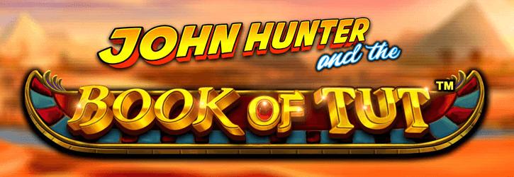 john hunter and the book of tut slot pragmatic