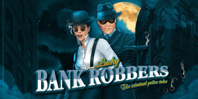 lucky bank robbers slot