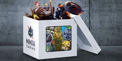 ninja kasiino mai missioon turniir kampaania