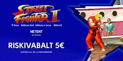 olybet kasiino street fighter