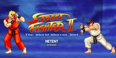 paf kasiino street fighter