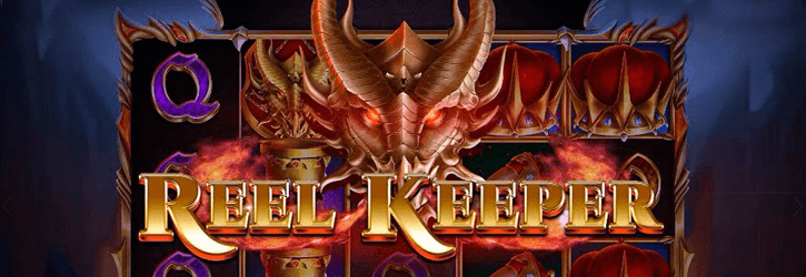 reel keeper slot red tiger