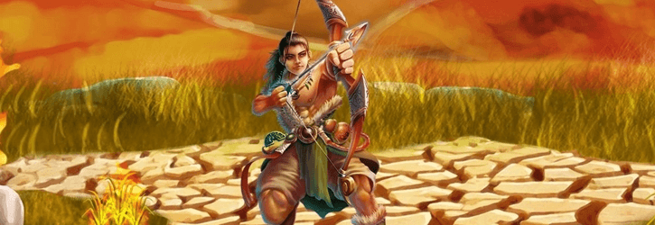 the great archer slot microgaming