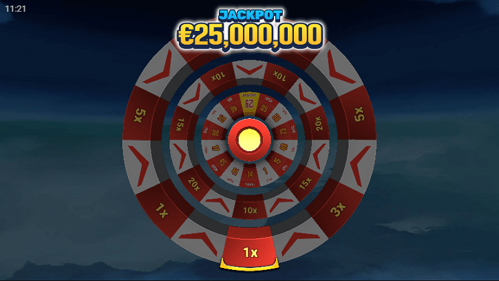 my lucky number slot wheel