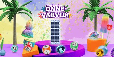 paf kasiino bingo onne varvid