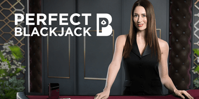 perfect blackjack game netent live
