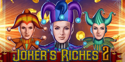 jokers riches 2 slot