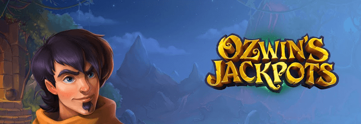 ozwin's jackpot slot yggdrasil