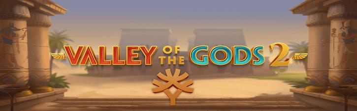 valley of the gods 2 slot yggdrasil