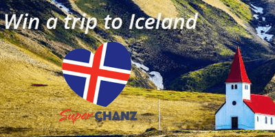 chanz kasiino iceland trip
