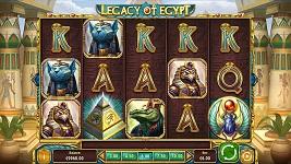 legacy of egypt slot screen small