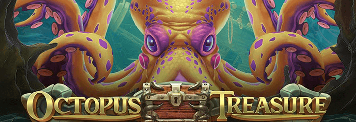 octopus treasure slot playngo