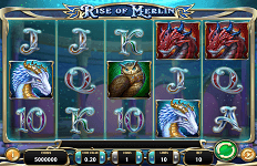 rise of merlin slot screen small