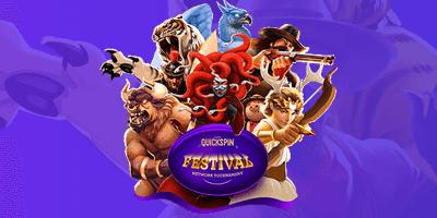 super casino quickspin festival