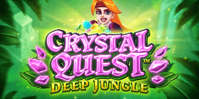 crystal quest deep jungle slot