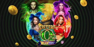 unibet kasiino sisters of oz wowpot