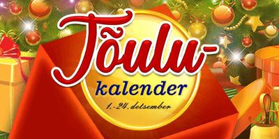 grandx kasiino joulukalender