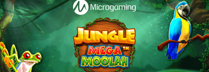 jungle mega moolah slot microgaming