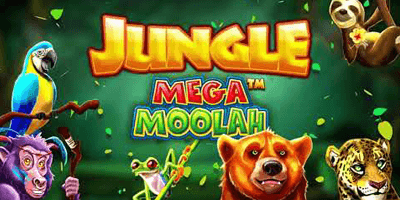 jungle mega moolah slot