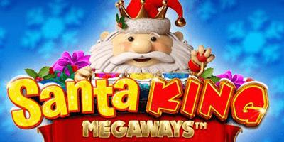 santa king megaways slot