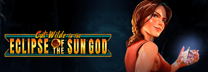 cat wilde in the eclipse of the sun god slot playngo