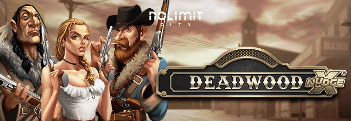 deadwood slot nolimit