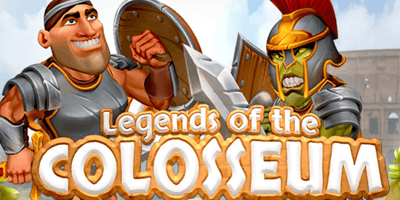legends of the colosseum slot