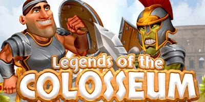 legends of the colosseum slot