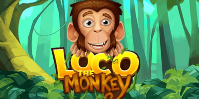 loco the monkey slot