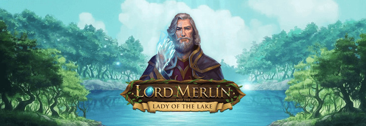 lord merlin and the lady of the lake slot playngo