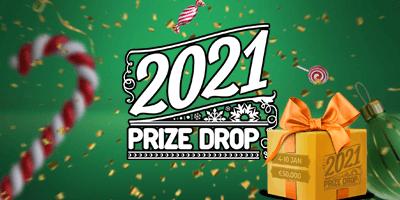 paf kasiino 2021 prize drop