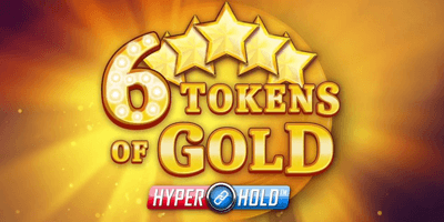 6 tokens of gold slot