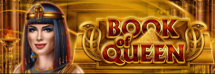 book of queen slot amatic