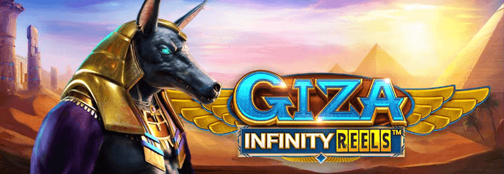 giza infinity reels slot reelplay