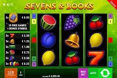 sevens books slot screen small