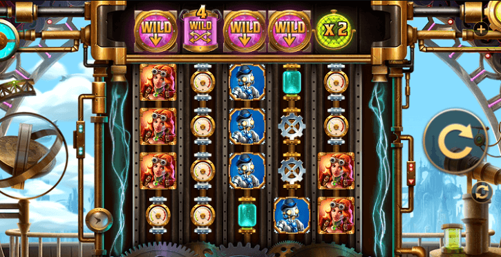 spin vention slot screen