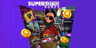 supercasino superlotto games
